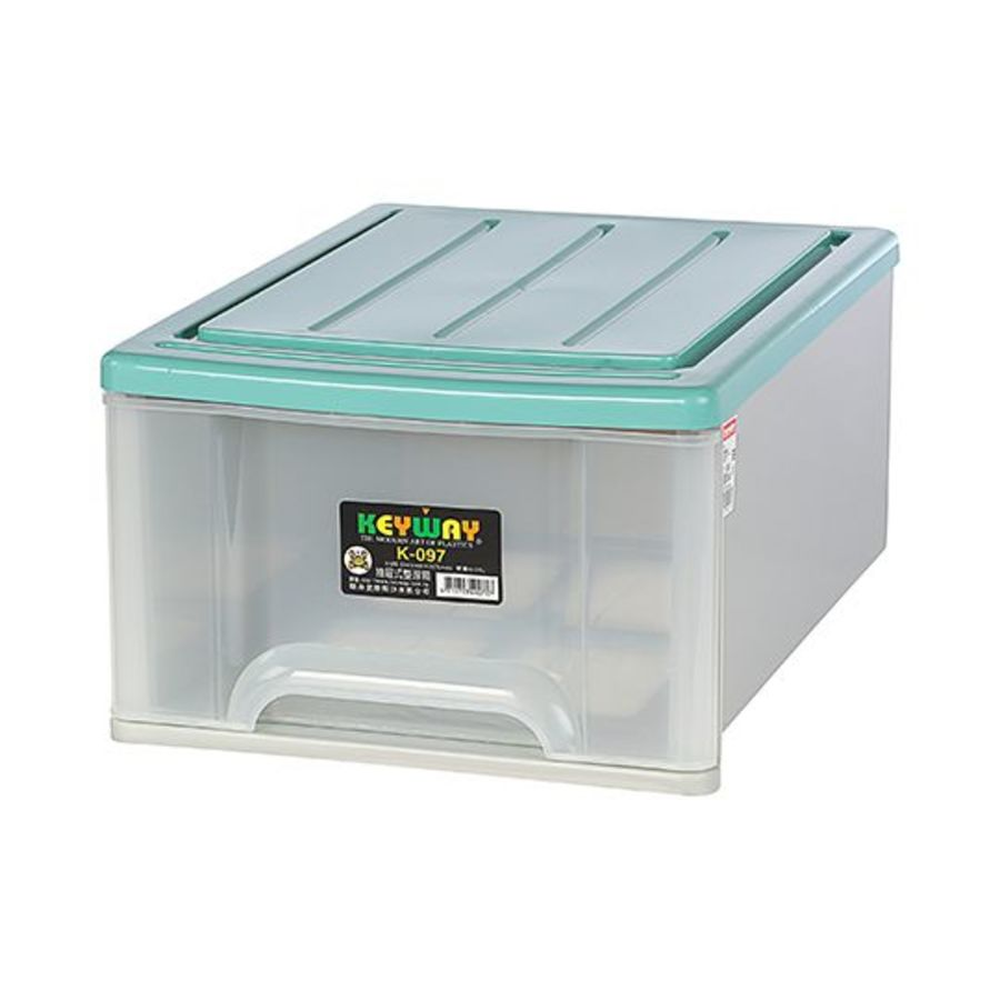 MIT K-097抽屜整理箱35L單入