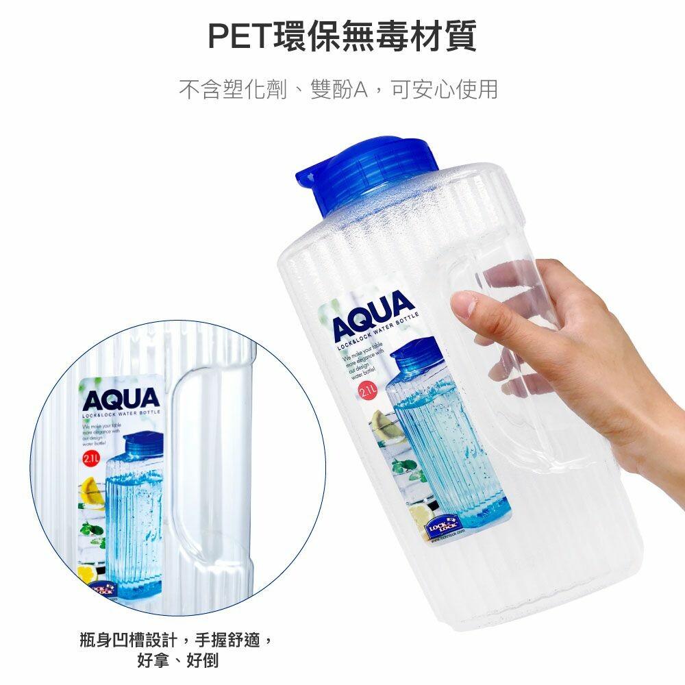 樂扣樂扣PET水壺2.1L(HAP736)