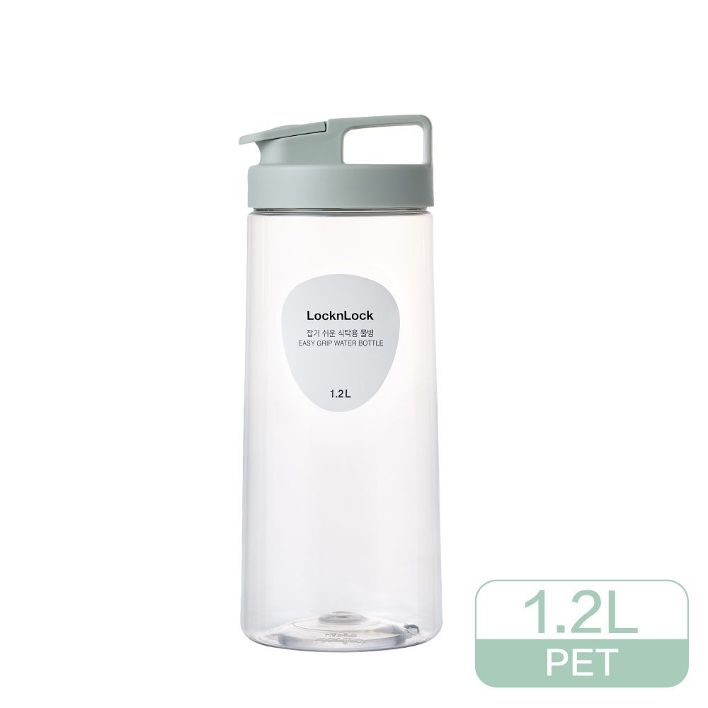 樂扣樂扣  輕鬆手提PET冷水壺1.2L (HAP813)