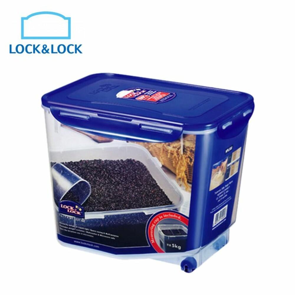 樂扣樂扣PP保鮮盒7L/米箱(HPL500) 封面照片