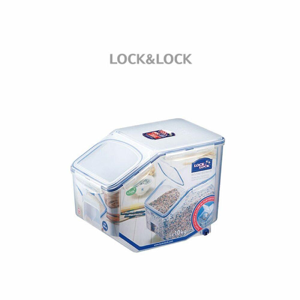 樂扣樂扣PP保鮮盒12L/米箱/附量杯(HPL510)