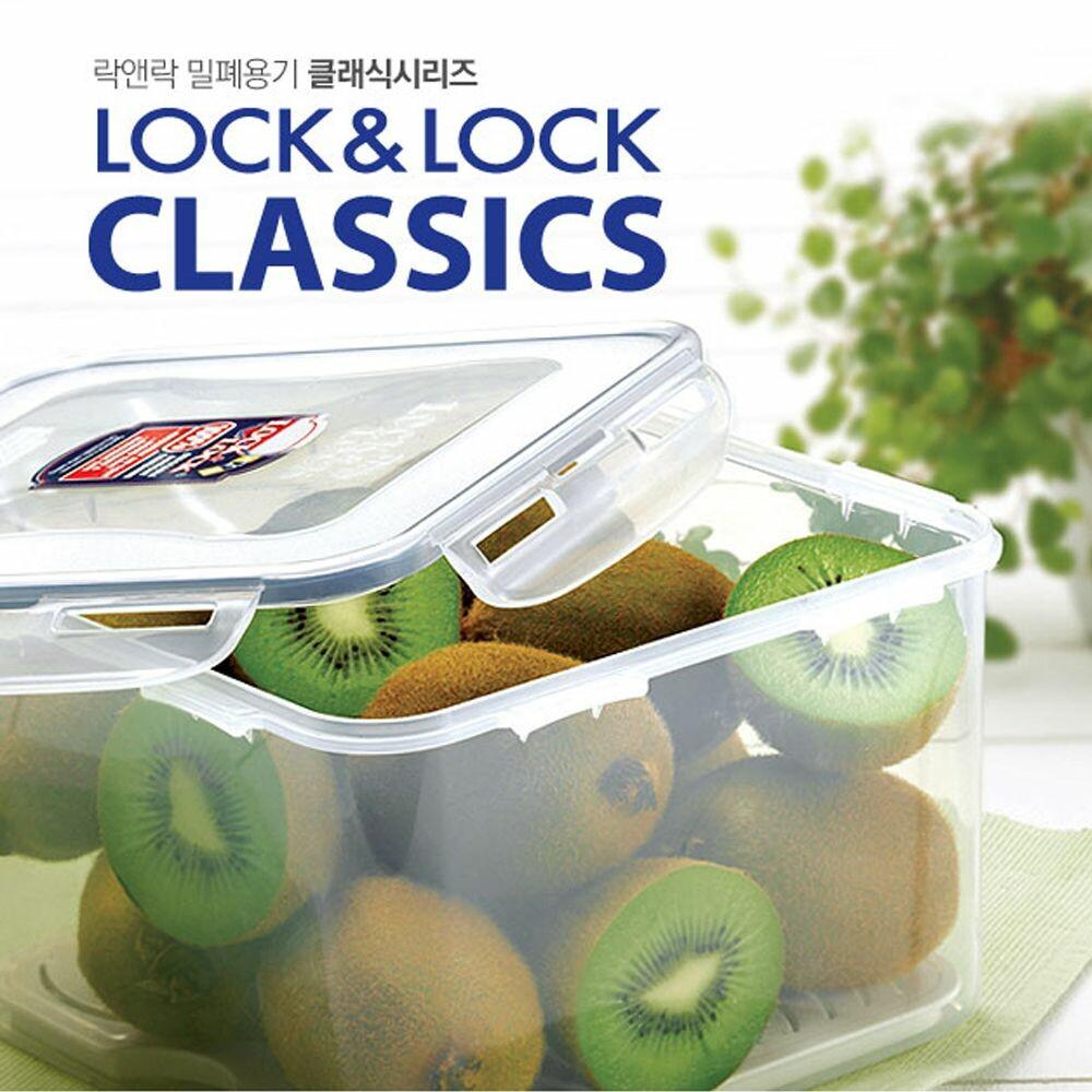 樂扣HPL805方型保鮮盒180ML