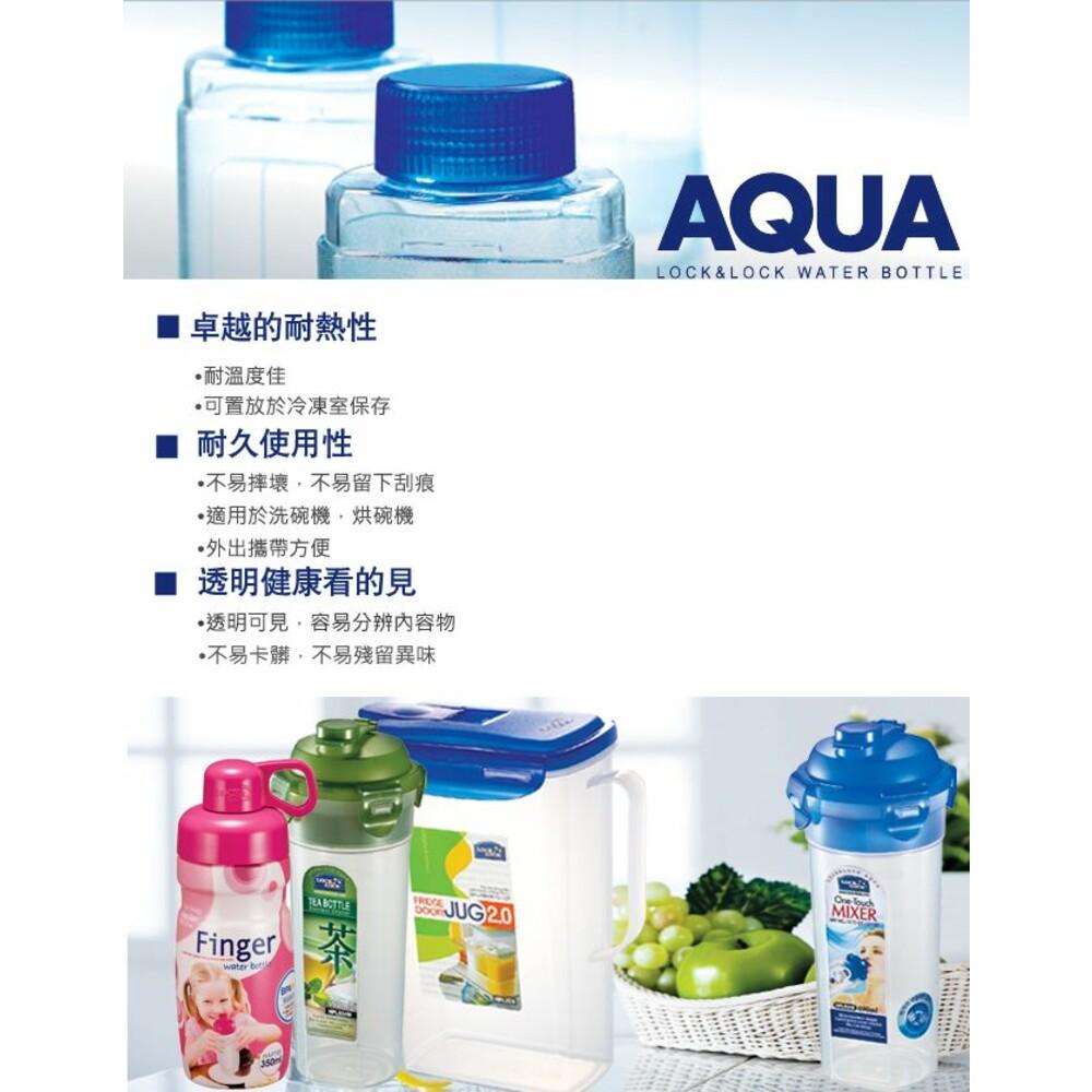 樂扣樂扣兒童彩繪水壺/350ML/藍/附吸管(HPP726TB)