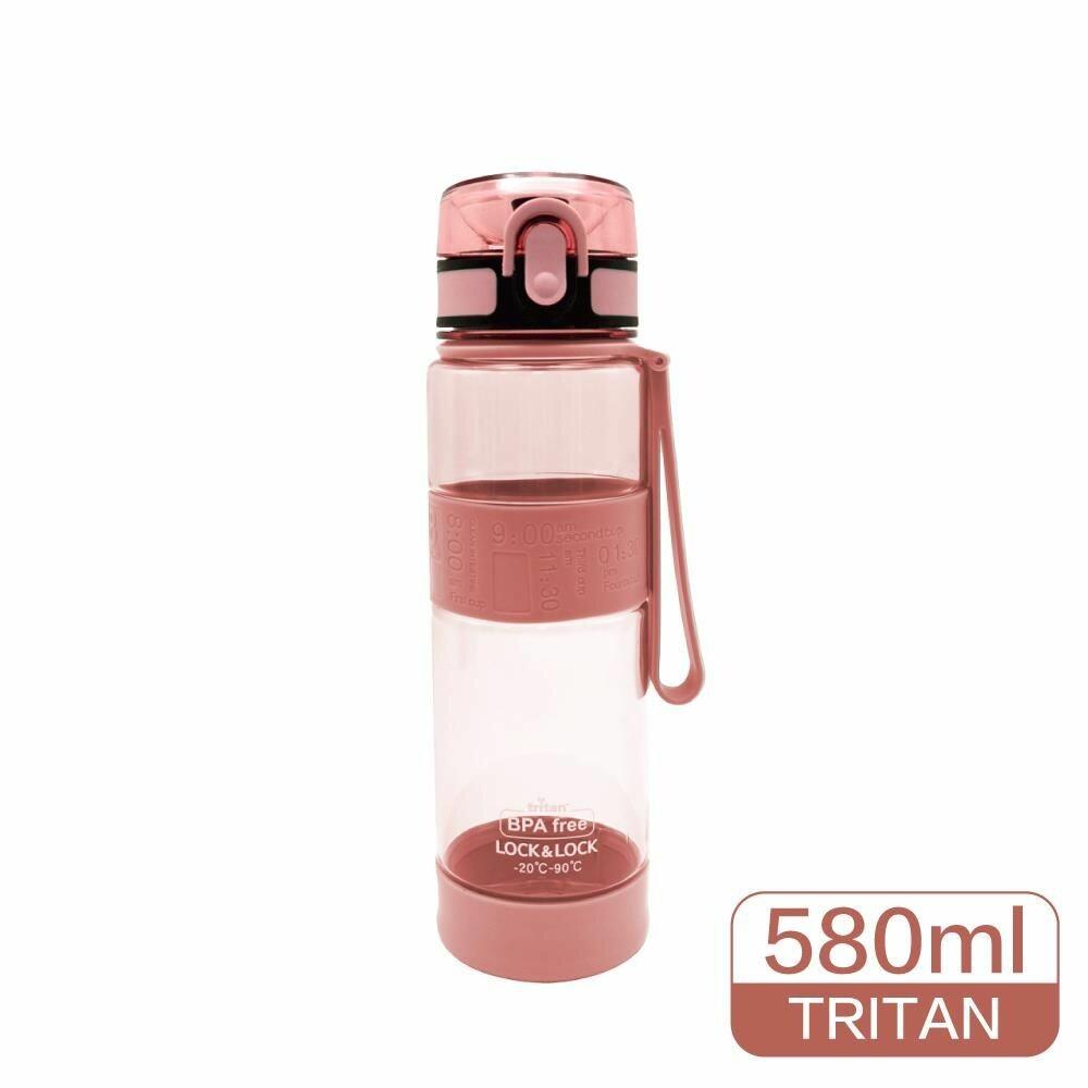 樂扣樂扣優質矽膠提帶水壺580ml/ABF961