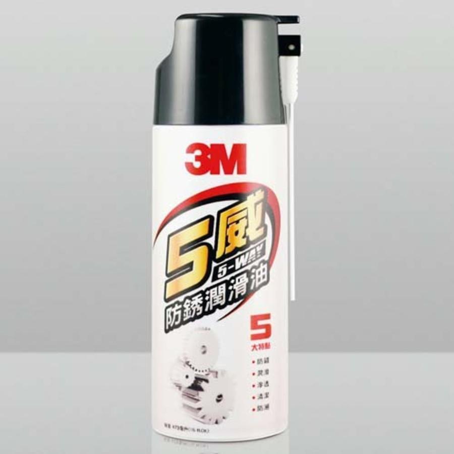 3M 五威防鏽潤滑油16oz 封面照片