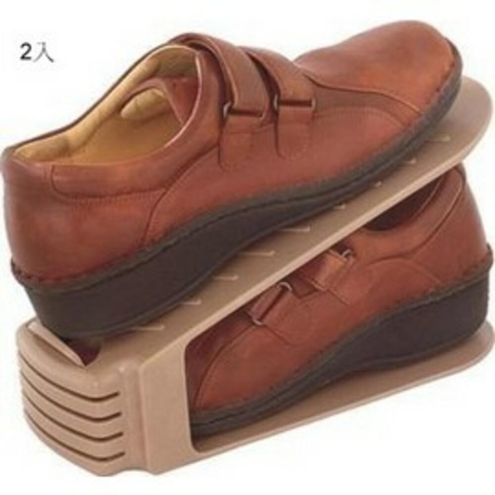 聯府 P50025 開口笑鞋架(2入) 封面照片
