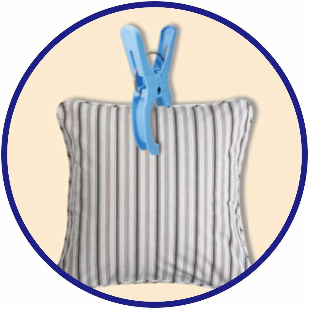 台灣製造  日式棉被夾2支入