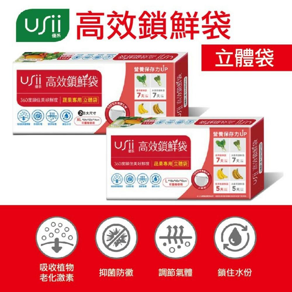 usii-02-USii 高效鎖鮮袋-立體袋